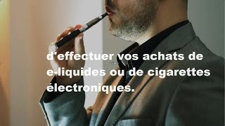 preview picture of video 'Boutique cigarettes électroniques à Longueuil'