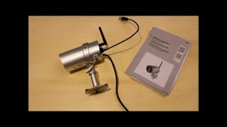 App Überwachungskamera AC60 von Indexa