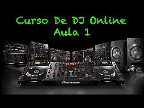 DJ Online - Curso De DJ Online - Aula 1