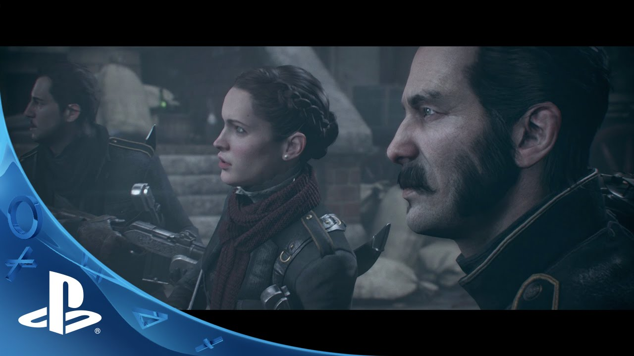 Finding the Cast of The Order: 1886 on PS4