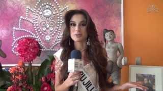 Débora Medina Miss Venezuela 2014 Finalist