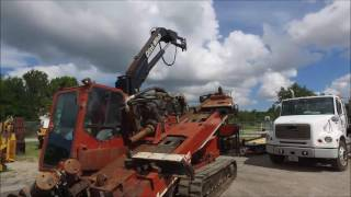 2002 Ditch Witch JT7020 Horizontal Directional Drill