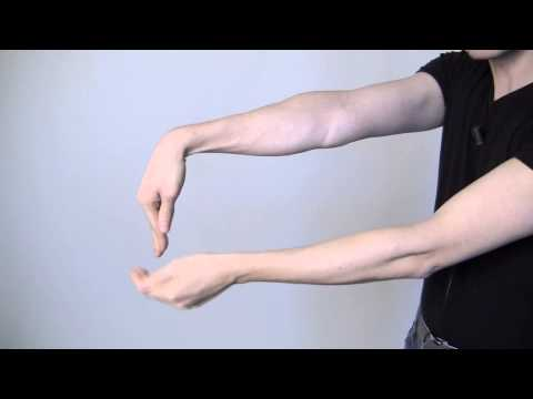 Cura di trombosi di unarteria delle estremità più basse