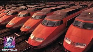 Hot Heels - TGV (Train Grand Vitesse)