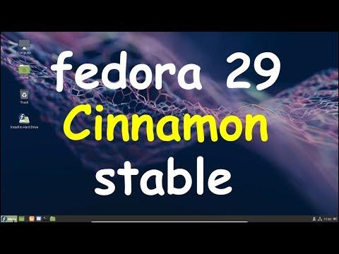 Fedora 29 final release - смотреть онлайн на Hah Life