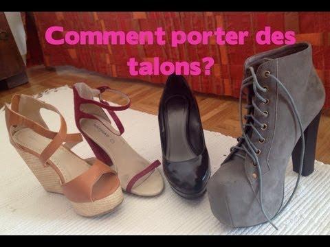 comment reparer talon chaussure