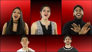 Ride / Stressed Out / Heathens - Twenty One Pilots Medley (A Cappella) - Backtrack
