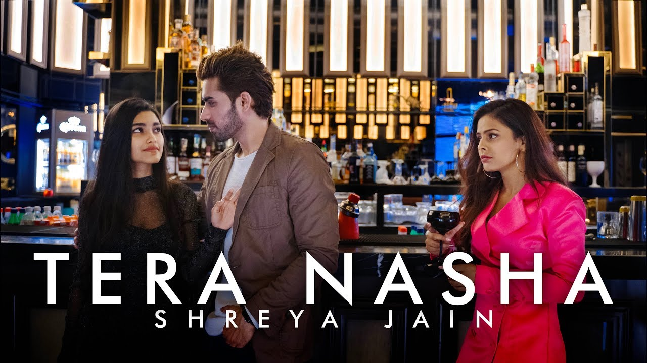 Tera Nasha Hindi lyrics