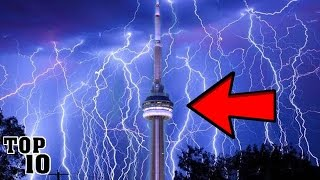 Top 10 Incredible Facts About The CN Tower