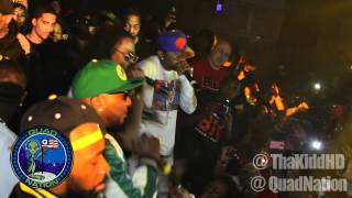 2Chainz Brings out YOUNG JEEZY in SHREVEPORT, LA @QuadNation