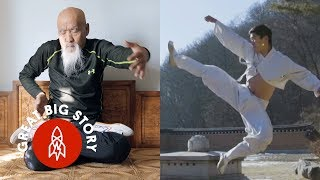 5 Masters of Martial Arts