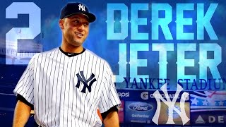 Derek Jeter | The Captain | Career Highlights