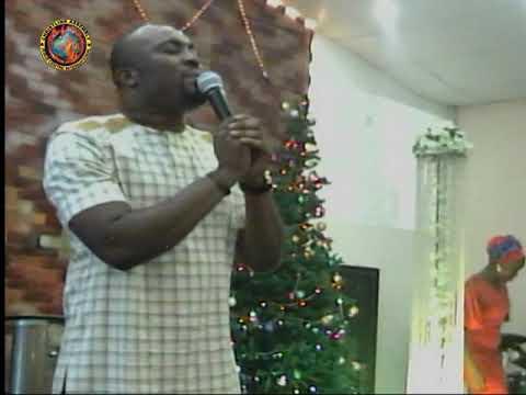 John AGOHA ministration at christ link assembly 2017
