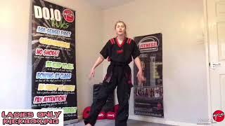 Ladies Kickboxing – W/C 15th June 2020