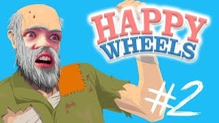 Happy Wheels - Part 2 | NINJA TRAINING