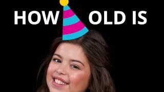 How old is Sophia Grace? �🎈