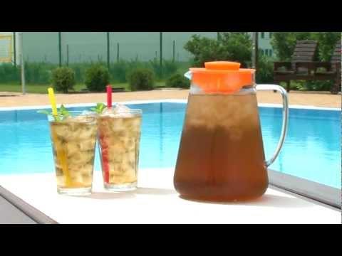 Video Tescoma Džbán TEO 2,5 l, oranžová 2