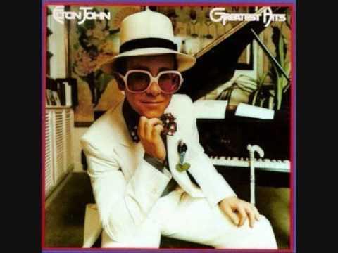 Elton John- Honky Cat