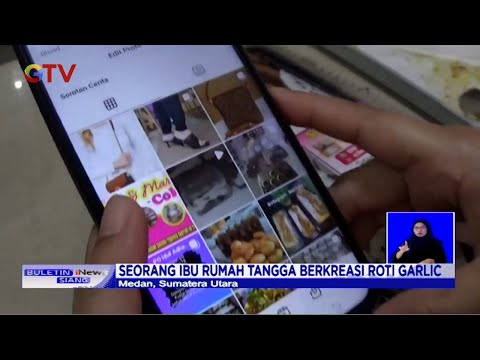 , title : 'Kreasi Roti Garlic Ala Ibu Rumah Tangga #BIS 20/08