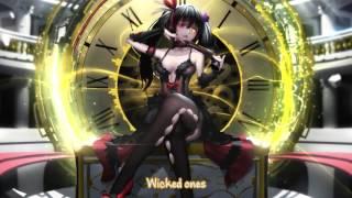 【Nightcore】→ Wicked Ones || Lyrics