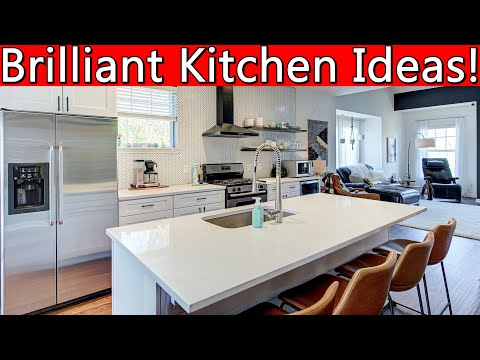 Kitchen Remodel Ideas - 5 AMAZING Budget Friendly kitchen renovation ideas!