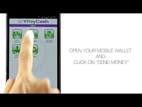 Video of YPAYCASH Mobile Wallet
