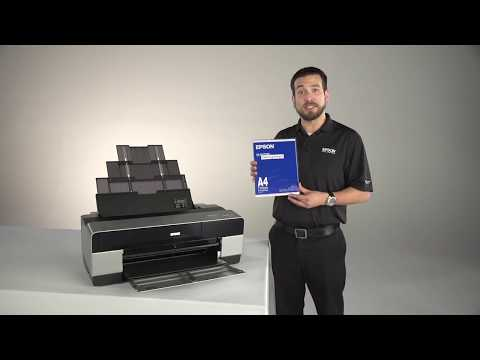 Epson Ink Jet Cleaning Sheets | How to Keep Printer's Feed Clean
