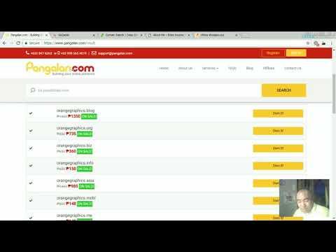 Ay nangangahulugan ng isang listahan ng mga halamang-singaw