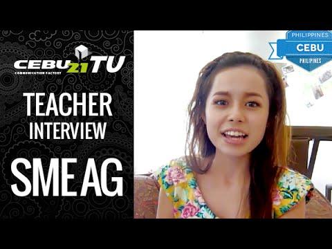 セブ島 SME AG Campus 講師インタビュー :フィリピン留学 CEBU21