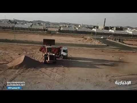 إزالة تعديات على أراض حكومية في جدة ورصد أكثر من 13 مخالفة بلدية