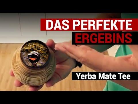 Wie macht man Yerba Mate Tee? Der Muntermacher am Morgen als Alternative zu Cafe!