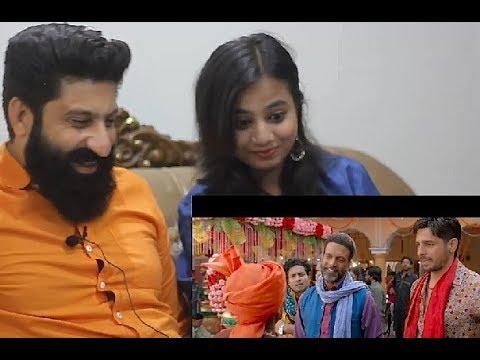 Pakistani reaction on |Jabariya Jodi – Official Trailer | Sidharth Malhotra, Parineeti Chopra