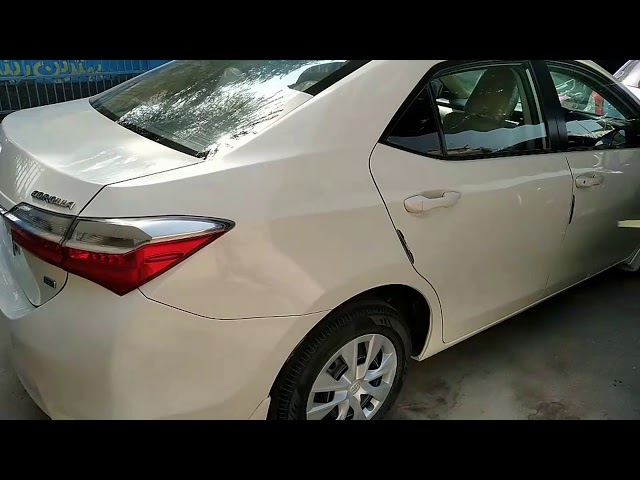 Toyota Corolla GLi 1.3 VVTi 2017 for Sale in Bahawalpur