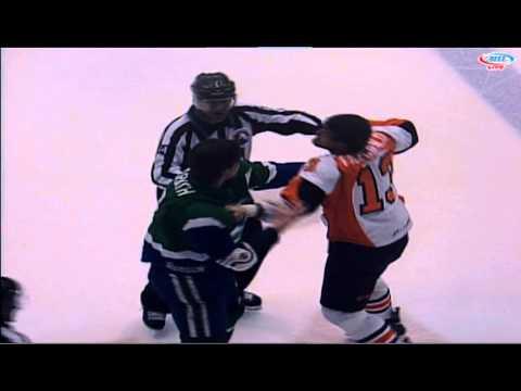 Dylan McIlrath vs Zack FitzGerald