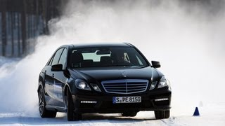 Test Auto Snow: Michelin Pilot Alpin 4 - Michelin Latitude Alpin 2