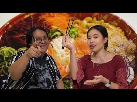 Review: Makanan Tahun Baru Cina