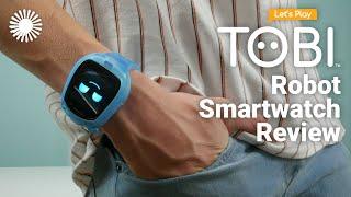Tobi Robot Smartwatch Uhr von Little Tikes - Ausführliche Review 2020 [DEUTSCH] | Hertie
