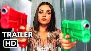THE SPY WHO DUMPED ME Official Trailer (2018) Mila Kunis, Kev Adams Comedy Movie HD