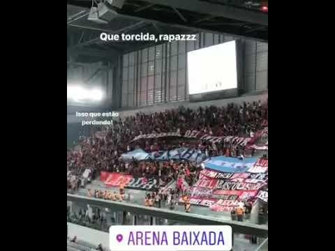 """NEWELLS VS ALT PARANAENSE , HINCHADA IMPRESIONANTE"" Barra: La Hinchada Más Popular • Club: Newell's Old Boys • País: Argentina"