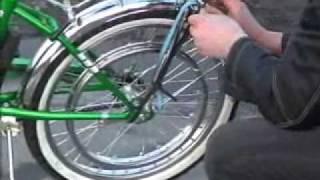 "ВЕЛОДВИГАТЕЛЬ ""МЕТЕОР - 1.5"" (Эксплуатация)2009/The engine for a bicycle"