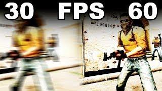 Сколько FPS нужно для комфортной игры?