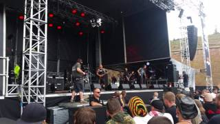 STUCK MOJO – PIGWALK LIVE AT BRUTAL ASSAULT 2016