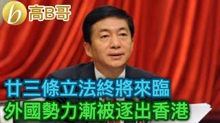 廿三條立法終將來臨 外國勢力漸被逐出香港 誠邀加入網台 [我就係評論評論員嘅評論員] 20200120
