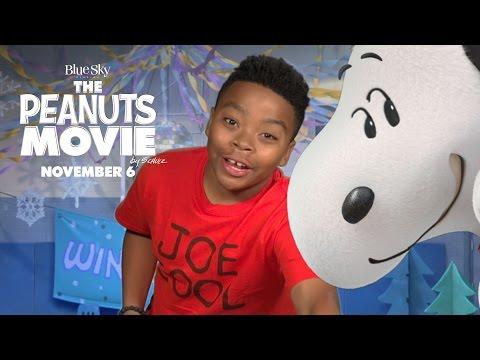Peanuts (Featurette 'How to Make a Joe Cool Costume')
