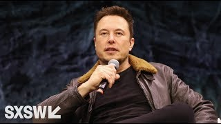 Elon Musk Answers Your Questions! | SXSW 2018