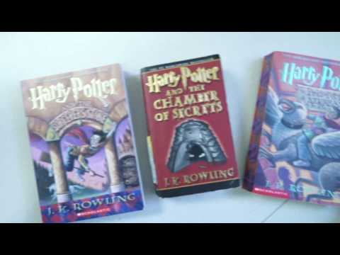 Harry Potter Class - Siena in 60 Seconds