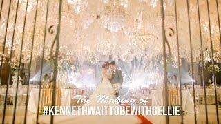 The Making Of #KENNETHwaittobewithGELLIE