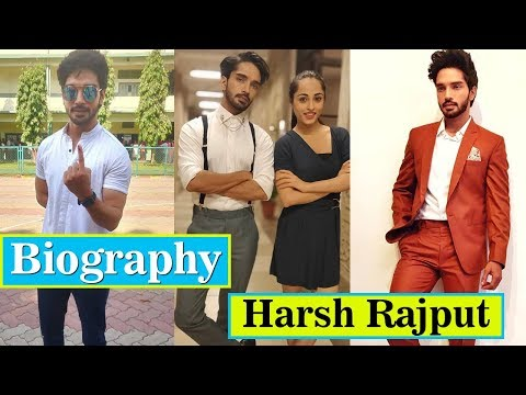Harsh Rajput(Ansh) wiki, height, weight, age, girlfriend, biography and more