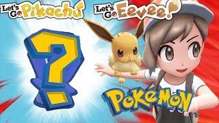 BRAND NEW GEN 8 POKEMON LEAKED! Pokemon Let