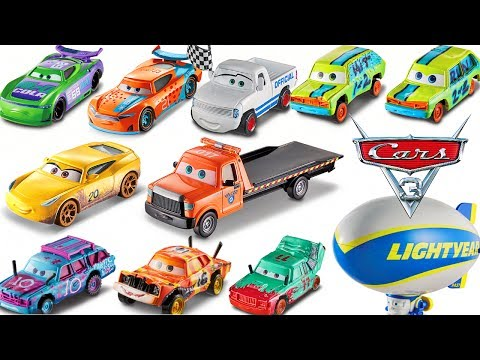 BRAND NEW 2017 CARS 3 NEXT GEN RACERS DEMO DERBY RACE DIECAST DISNEY CAR TOYS COLLECTION FUNNY TOY
